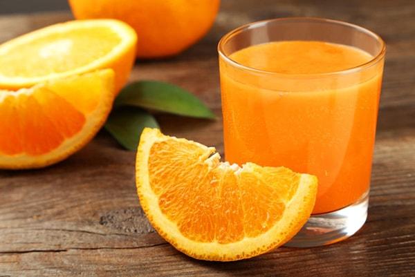 Nước hoa quả là thực phẩm làm sạch dạ dày hiệu quả