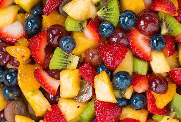 Các loại quả mọng là thực phẩm làm sạch dạ dày hiệu quả