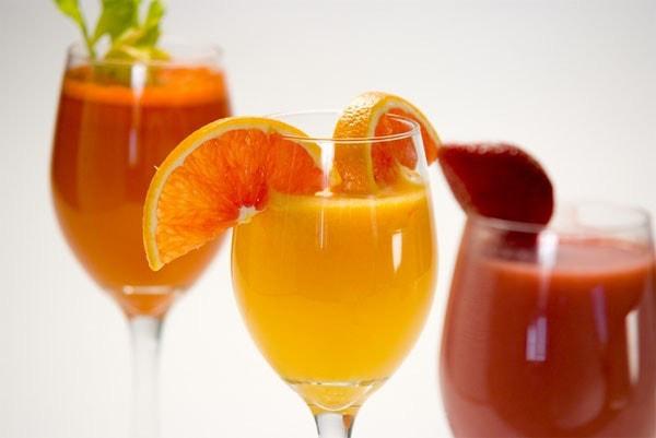 Bị tiểu đường nên kiêng uống nước ép hoa quả