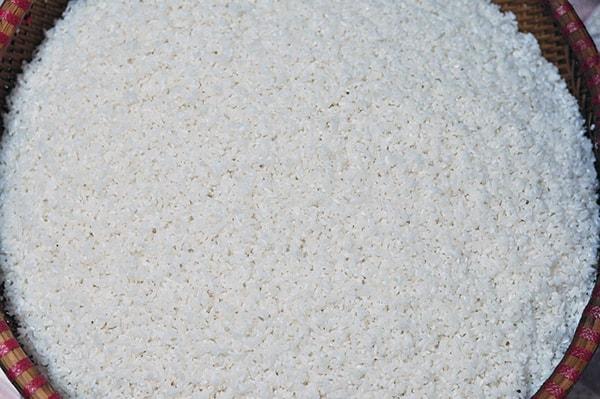 Gạo nếp dùng cho phụ nữ sau sinh