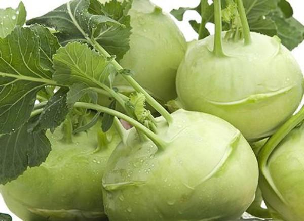 Su hào – Món ăn ngon, rẻ, chữa được nhiều bệnh
