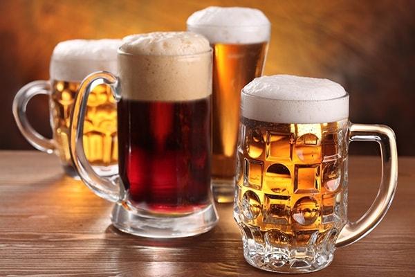 Bia rượu là nguyên nhân của bệnh đau dạ dày
