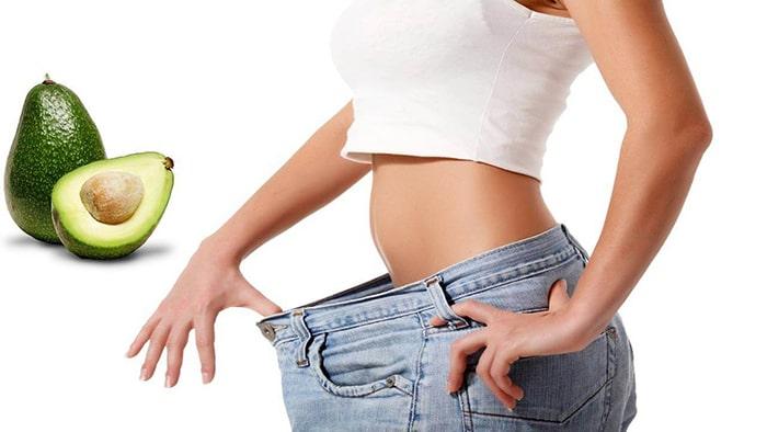Bơ có tác dụng giảm béo phì hiệu quả