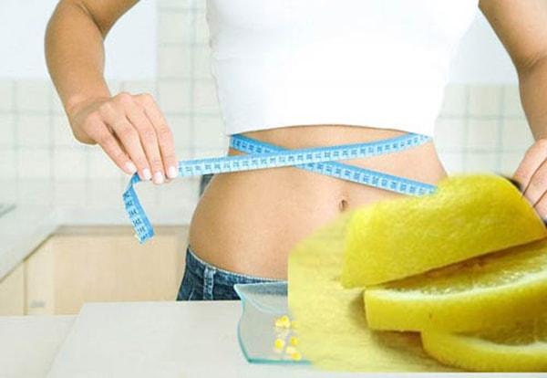 Giảm cân bằng nước chanh cho phụ nữ sau sinh