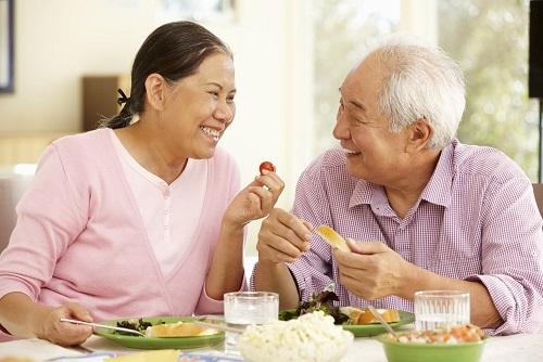 Thói quen dinh dưỡng cho người già