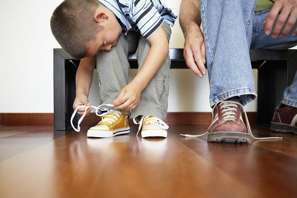 Dạy trẻ cách tự chăm sóc chính bản thân mình