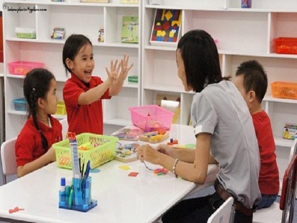 Cách hay khi dạy toán cho trẻ chậm phát triển trí tuệ