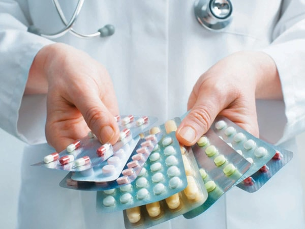 Điều trị rối loạn thần kinh thực vật bằng thuốc