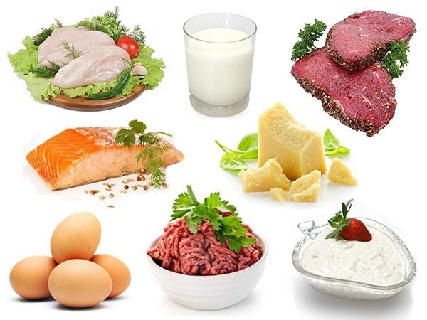 Người bị rối loạn thần kinh thực vật nên bổ sung nhóm thực phẩm giàu protein