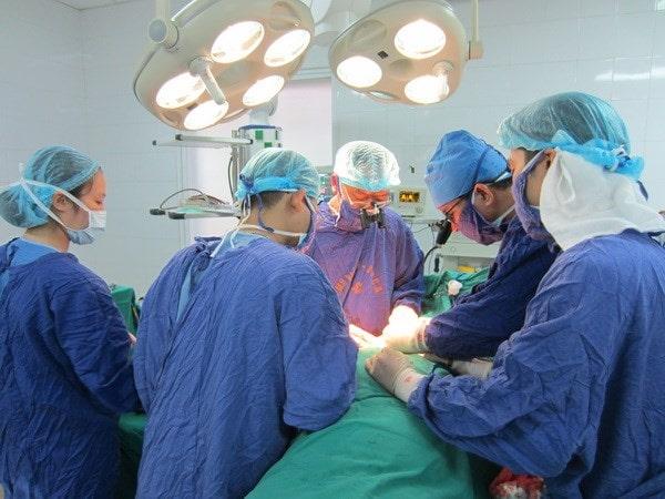 Điều trị bằng tiểu phẫu