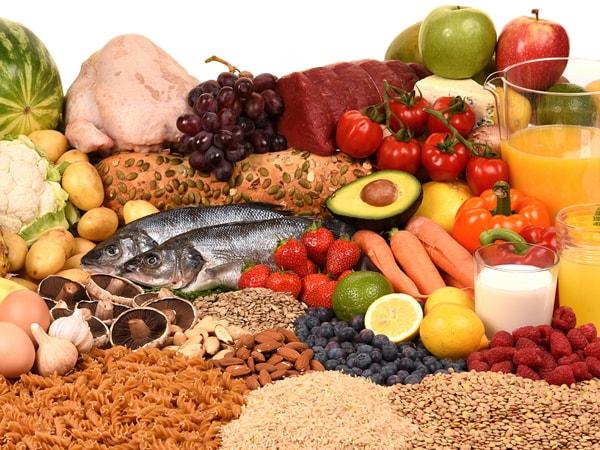 Chế độ ăn uống đúng giúp việc điều trị hiệu quả nhanh chóng
