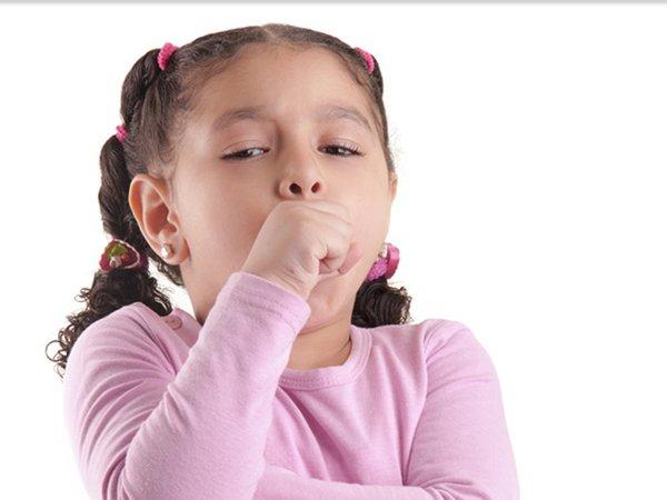 Trẻ bị khó thở