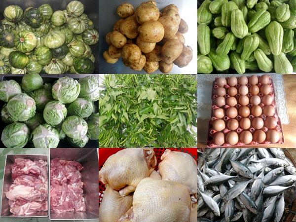 Bổ sung dinh dưỡng cần thiết qua thực phẩm
