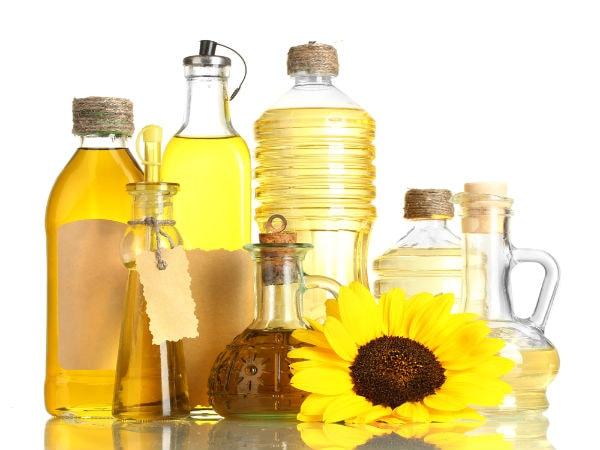 Các loại dầu thực vật