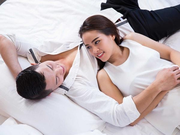 Cách giữ lại tinh trùng sau khi quan hệ