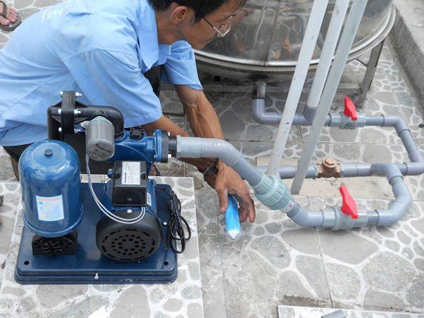 Dịch vụ sửa chữa điện nước tại nhà nhanh chóng tiện lợi