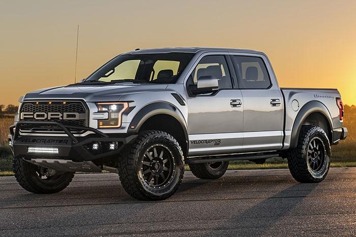 Ford Ranger Raptor được trang bị những chi tiết mới