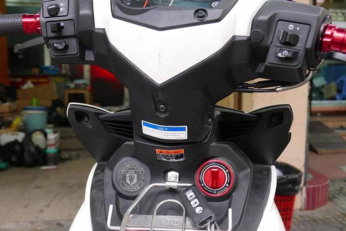 Nhiều lỗi thường gặp trong quá trình sử dụng xe máy có smartkey