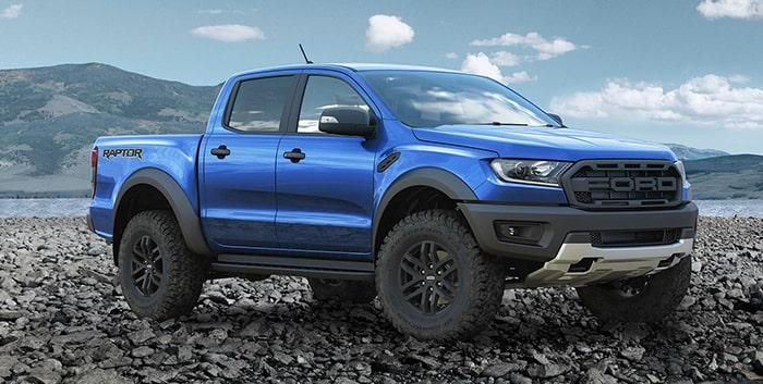 Ford Ranger Raptor có chế độ chạy trên sỏi, đá, cỏ, tuyết