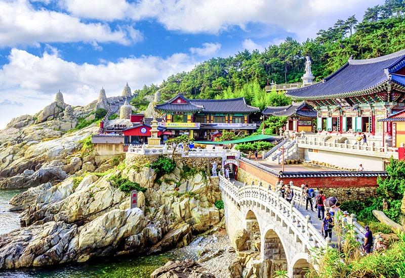 Du lịch Hàn Quốc điểm đến hấp dẫn thú vị