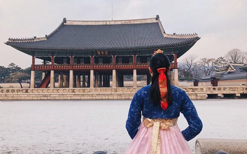 Hanbok nhất định phải thử khi đến Hàn Quốc