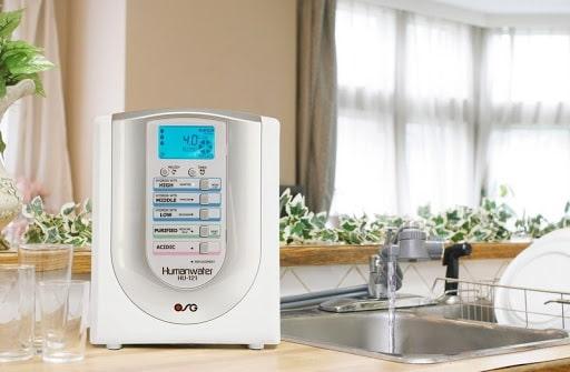 Máy lọc nước có thể cung cấp nước uống và nấu ăn