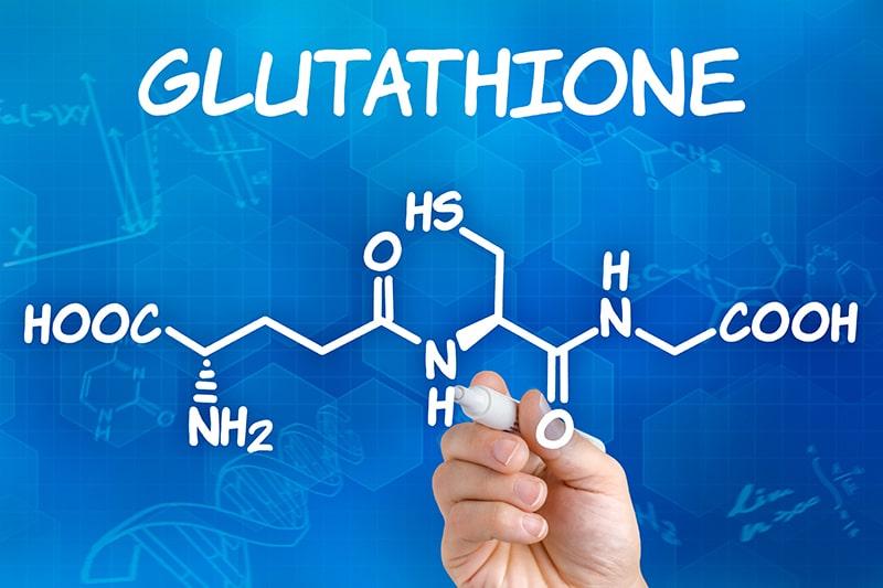 Glutathione giúp đào thải độc tố ra khỏi cơ thể