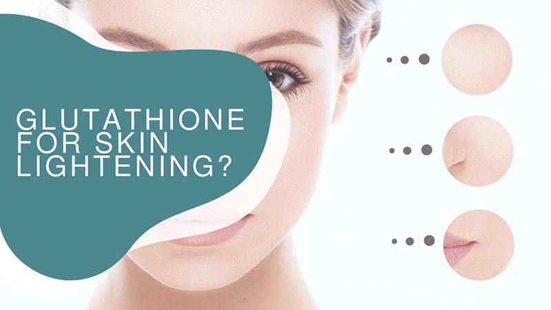 Glutathione có tác dụng làm trắng da hiệu quả
