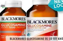 Blackmores Glucosamine Úc có tốt không? Mua ở đâu giá tốt?