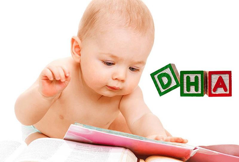 Có nên bổ sung DHA cho trẻ không?