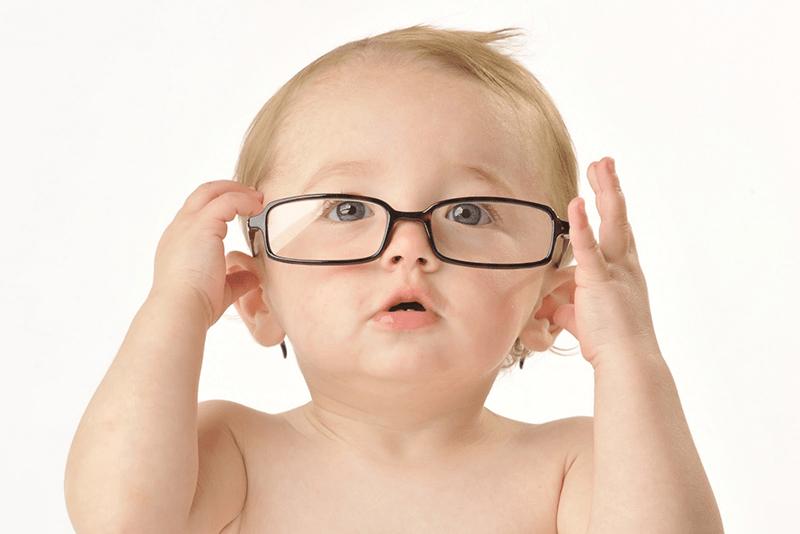 DHA Tốt cho thị lực của trẻ