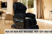 Địa Chỉ Bán Máy Massage Toàn Thân, Máy Tập Chạy Bộ Giá Rẻ